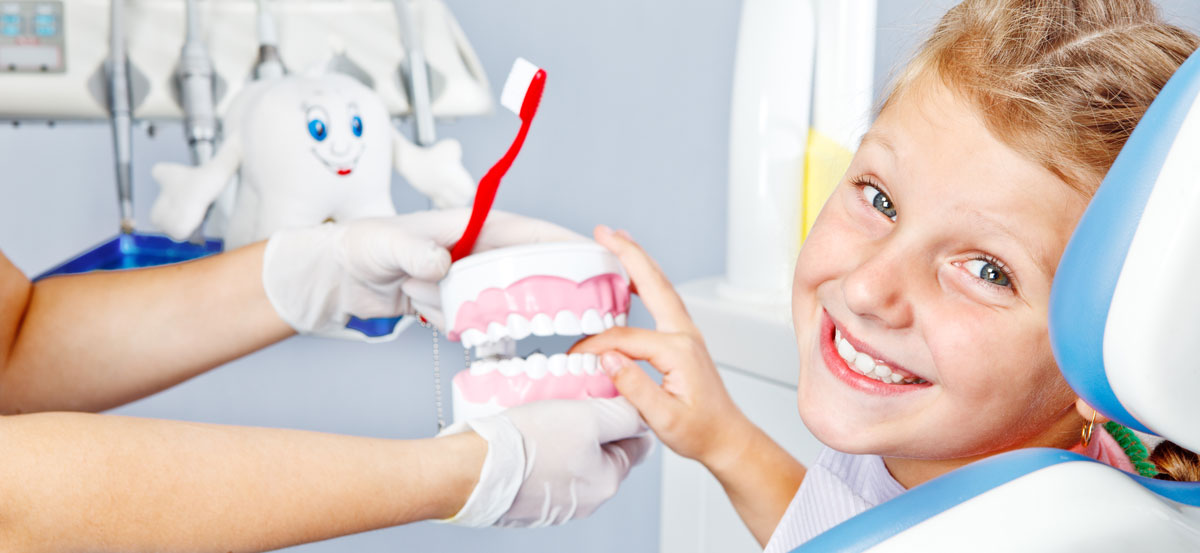 Kinder-Zahnheilkunde