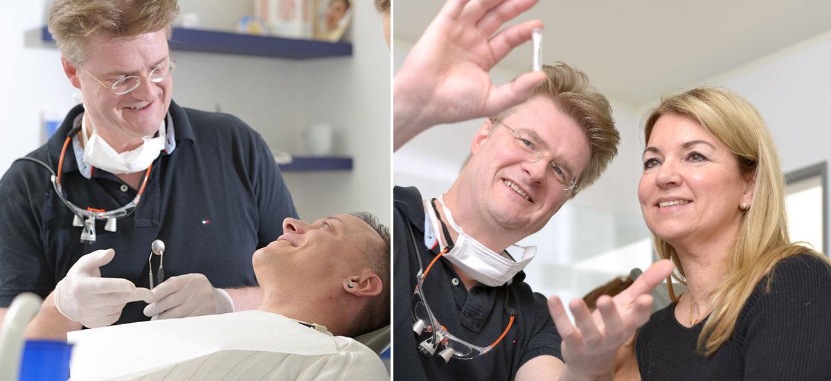 Ihre Zahnarztpraxis in Köln